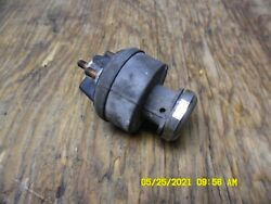 Mustang 940 Skid Steer Ignition Switch 090-32025