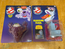 Hasbro Kenner Classics Real Ghostbusters Bug-eye Ghost Fearsome Flush - In Hand