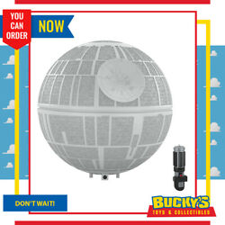 2021 Hallmark Star Wars A New Hope Collection Death Star Tree Topper