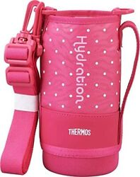 Thermos Replacement Parts Water Bottle For Fht-800f Handy Pouch Dot Pink