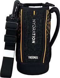 Thermos Replacement Parts Water Bottle For Fht-801f Handy Pouch Black Orange