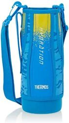 Thermos Replacement Parts Water Bottle For Fht-1000f Handy Pouch Blue Camouflage