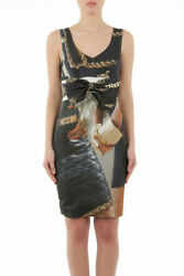 Moschino Editorials Womanand039s Multicolor Tube Dress