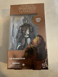 Star Wars Black Series The Mandalorian Carbonized 6 Target Exclusive In Hand