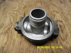 Mustang 940 Skid Steer Hyd. Filter Base W/o Bypass Valve 170-33797