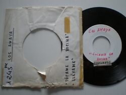 Los Amaya Tocame The Horn Spain Test Press 1976 Rumba