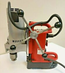 Milwaukee 4202 Electromagnetic Drill Press Variable Speed Position Magnetic 3/4