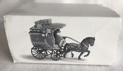 Department 56 Heritage Christmas Carol Revisited The Fezziwig Delivery Wagon