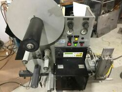 Print And Applyandnbspupaii-212-clandnbspprint With Sato Printer Head M-8400s Used Tested