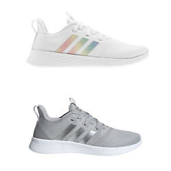 Womens Adidas Puremotion Running Shoes Lightweight Cushioned Sneakers New