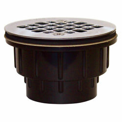 Sioux Chief 2 In. Dia. Abs Shower Drain -case Of 20