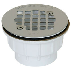Sioux Chief 2 In. Dia. Pvc Shower Drain -case Of 20