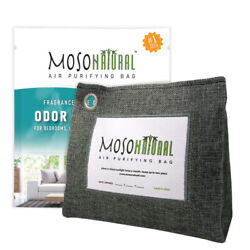 Moso Natural Moso Natural Unscented Scent Air Purifying Bag 600 Gm S -case Of 18