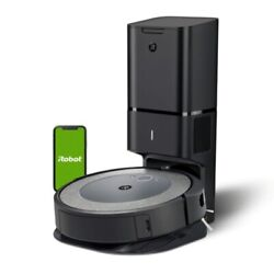 Irobot Roomba I3+ Bagged Cordless Standard Filter Wifi Connected Robo -pack Of 1