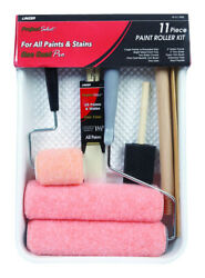 Linzer 9 In. W Regular Paint Roller Kit Threaded End -pack Of 1