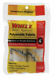 Whizz Polyamide Fabric 4 In. W X 1/2 In. Mini Paint Roller Cover 2 -case Of 100