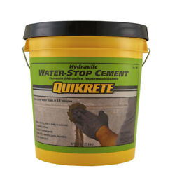 Quikrete Hydraulic Water Stop Cement 50 Lb. -case Of 36