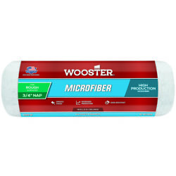 Wooster Microfiber 9 In. W X 3/4 In. Paint Roller Cover 1 Pk -pack Of 1