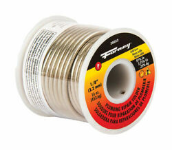 Forney Lead-free Plumbing Solder 1/8 In. Dia. Tin/copper/silver 95/5 -case Of 12