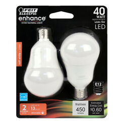 Feit Electric Performance A15 E12 Candelabra Led Bulb Soft White 4 -case Of 24