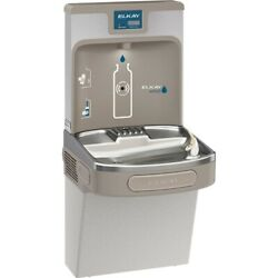 Elkay Ezh2o 8 Gal. Gray Bottle Filling Station And Water Cooler Stain -pack Of 1