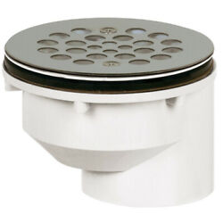 Sioux Chief 2 In. Dia. Pvc Shower Drain -case Of 10