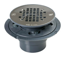 Sioux Chief 2 In. Dia. Pvc Shower Pan Drain -case Of 20
