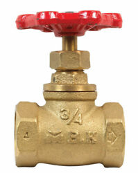 Bk Products Proline 3/4 In. Fip X 3/4 In. Fip Brass Stop And Waste V -case Of 16