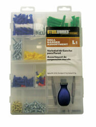 Hillman Steelworks L1 Assorted Picture Hanging Set 1 Pk -case Of 28