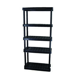 Maxit 72 In. H X 32 In. W X 14 In. D Resin Shelving Unit -case Of 26