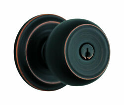 Brinks Push Pull Rotate Stafford Oil Rubbed Bronze Entry Knob Ansi Gr -case Of 4