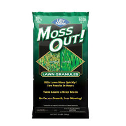 Lilly Miller Moss Out Moss Control Granules 20 Lb. -case Of 60