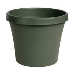 Bloem Terrapot 17.2 In. H Resin Traditional Planter Thyme Green -case Of 10