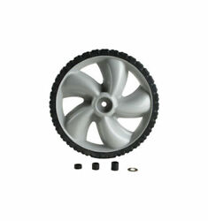 Arnold 1.75 In. W X 12 In. Dia. Plastic Lawn Mower Replacement Wheel -case Of 6