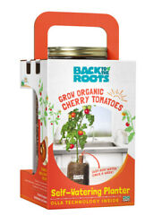 Back To The Roots Self-watering Planter Tomato Grow Kit 1 Pk -case Of 6