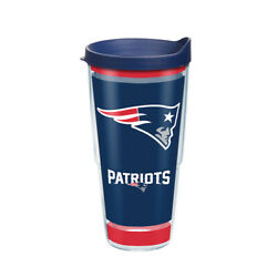 Tervis Nfl 24 Oz. New England Patriots Multicolored Bpa Free Tumbler -case Of 8