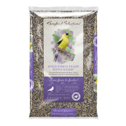 Audubon Park Songbird Selections Finches Nyjer Seed Wild Bird Food 10 -case Of 4
