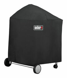 Weber Black Grill Cover For Performer 22 Inch Charcoal Grills With Fo -case Of 3