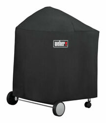 Weber Black Grill Cover For Performer 22 Inch Charcoal Grills With Fo -pack Of 1