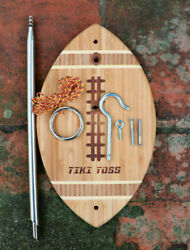 Mellow Militia Tiki Toss Hook And Ring Game 9 Years And Up -case Of 24