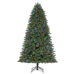Celebrations 7-1/2 Ft. Full Led 800 Count Grand Fir Color Changing Ch -pack Of 1