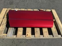 2011-2014 Ford Mustang Gt Passenger Rh Red Door Panel Assembly Convertible Oem
