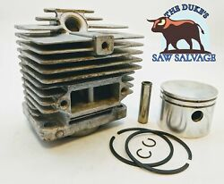 Duke's Nikasil Piston And Cylinder Fits Homelite Xl12 And Super Xl 46mm