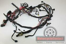 16 Fat Boy Main Engine Wiring Harness Electrical Wire Motor