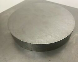 4130 Steel Round Bar Stock - 6 In Diameter X 1 Thick Aircraft Quality