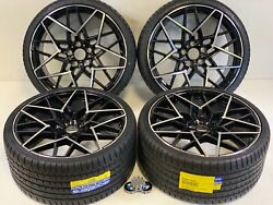 20 Stggrd Wheels Rims Tires Fit Bmw Competition 3 4 Series 528i 535i 550i 120mm