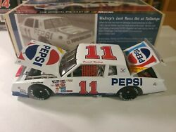 Darrell Waltrip 1983 White Pepsi Challenger 1/24 Lionel Action 1 Of 1,584