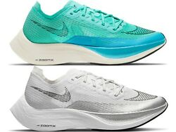 Nike Zoomx Vaporfly Next 2 Running Shoe Blue And Silver Womenand039s Us Sizes 6-11 New