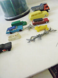 Vintage Toy Cars And Airplanes Lot Of 8 Cars 5 Planes Sold As 1 Unit.