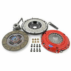 South Bend Clutch Stage 2 Daily Clutch Kit With Flywheel For 06-08.5 Audi A3 Fsi